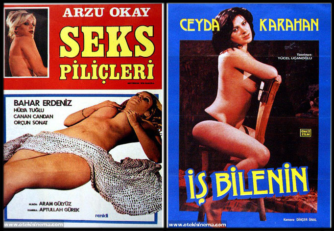 Yeşilçam Erotik Filmleri Zerrin Egeliler Arzu Okay