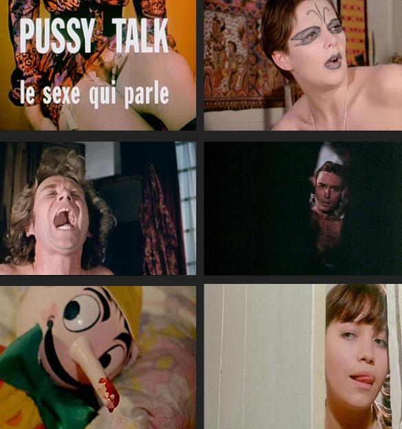 pussy-talk