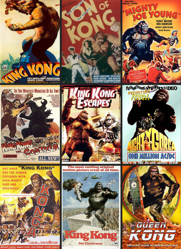 kingkongposter