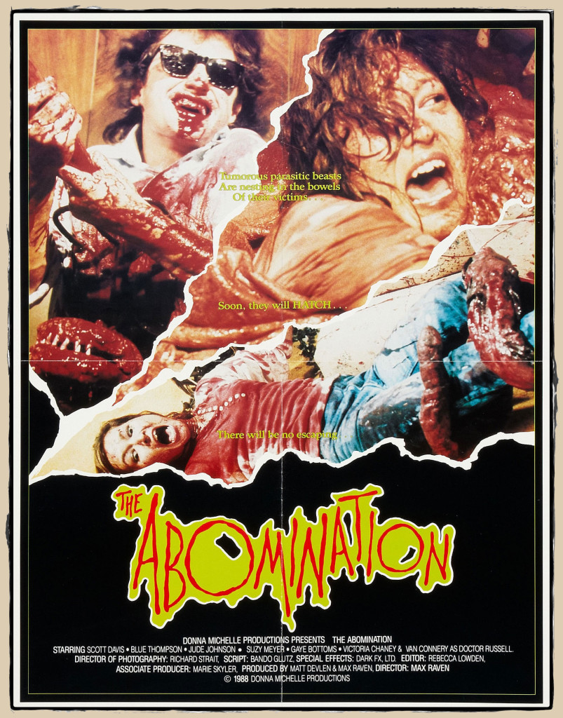 abomination_1986_poster