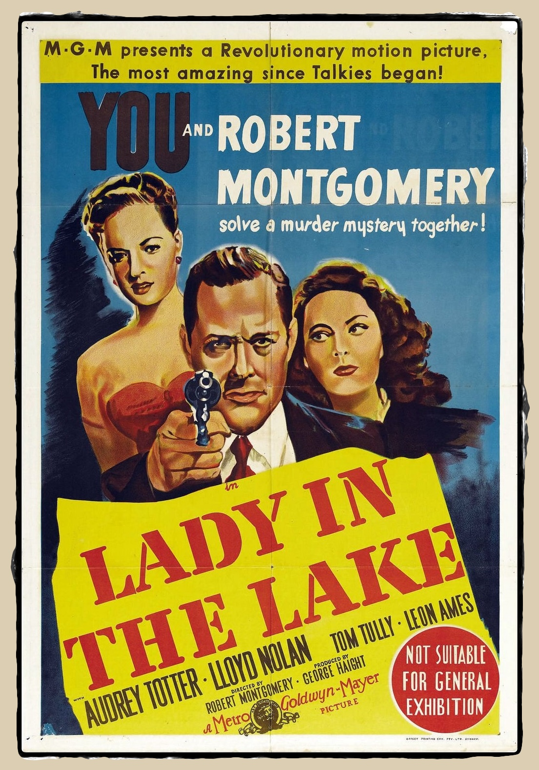 Lady in the Lake 1947