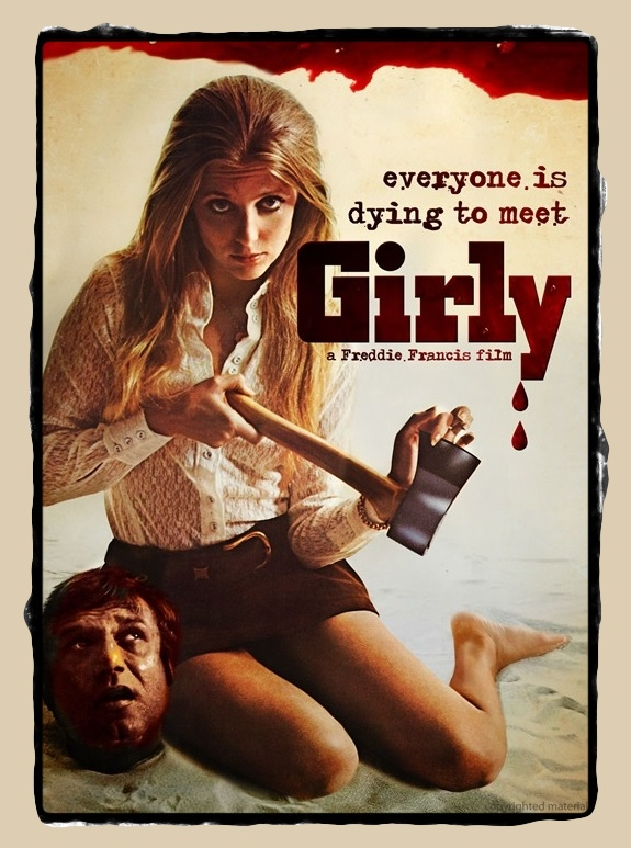 girly 1970 poster