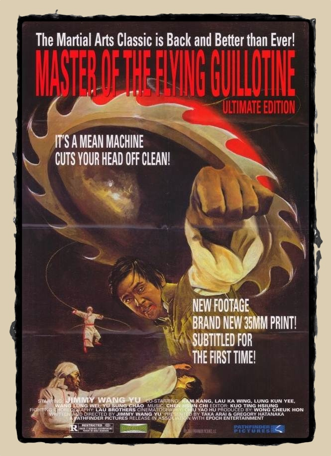 Master of the Flying Guillotine (1976)_poster