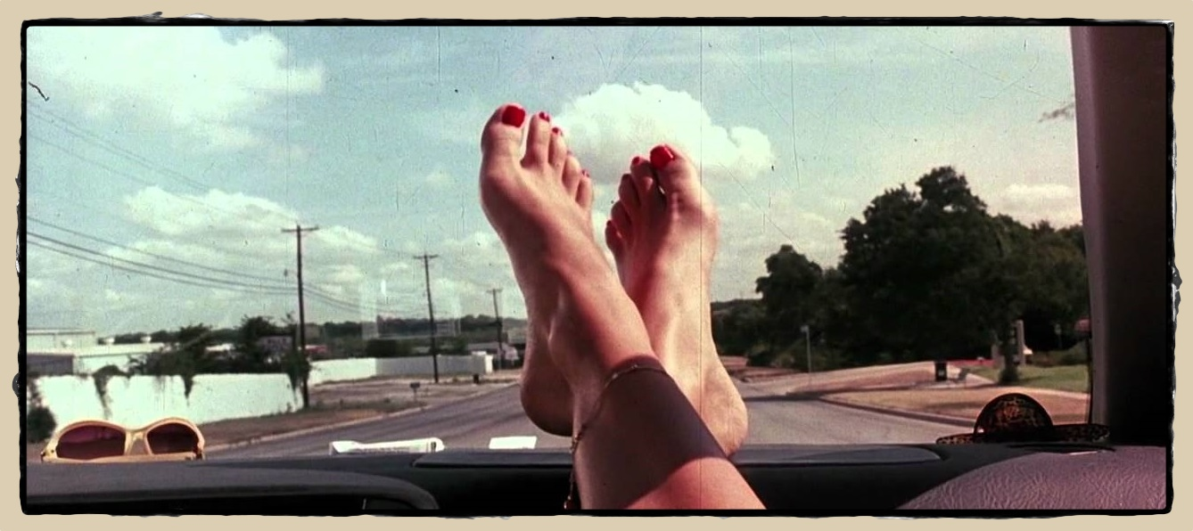 Death Proof - Sydney Tamiia Poitier