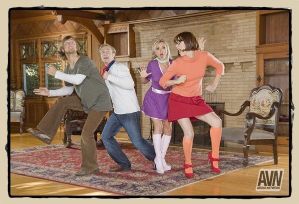 Scooby Doo - XXX Parody