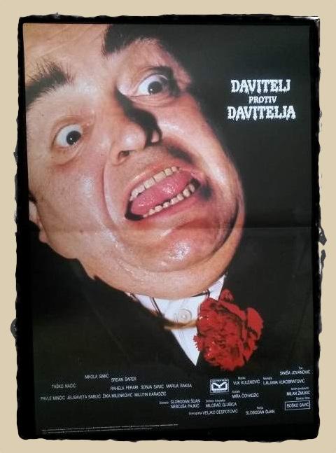Davitelj protiv davitelja_(1984)_poster
