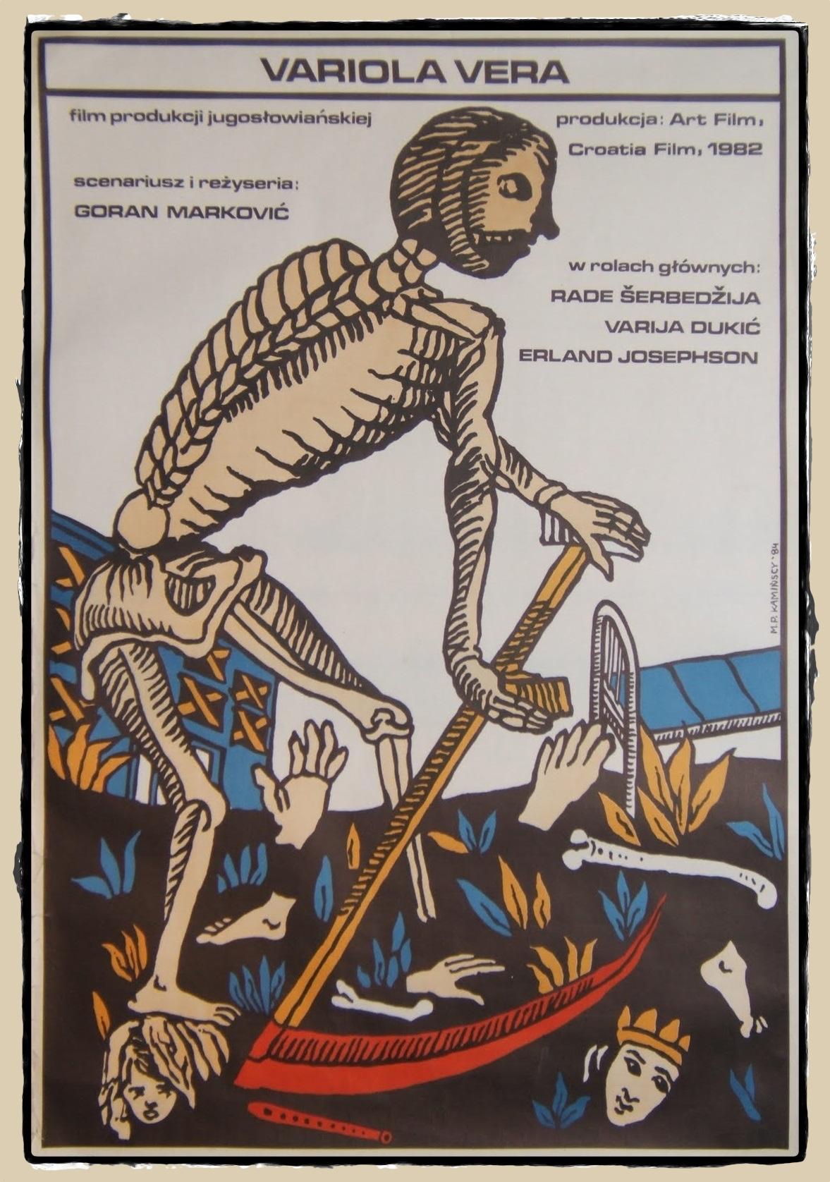 Variola vera (1982)